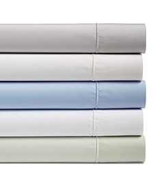 Solid Percale 400 Thread Count Sheet Sets, Created for Macy's