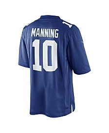 Nike Men's Eli Manning New York Giants Limited Jersey