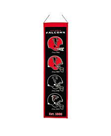 Winning Streak Atlanta Falcons Heritage Banner