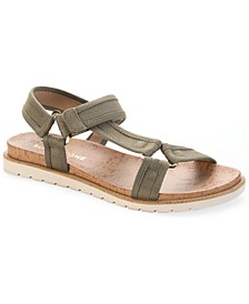 Zoeyy Multi-Strap Sandals, Created for Macys