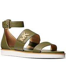 Sidney Ankle-Strap Sandals