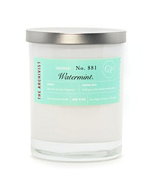 Archivist Watermint Soy Candle, 10 oz