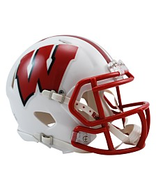 Riddell Wisconsin Badgers Speed Mini Helmet