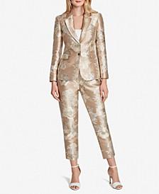 Metallic Jacket & Pants