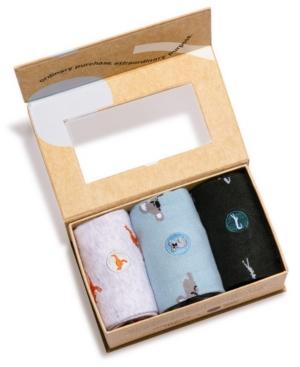 Women's Boxed Protect Animals Socks