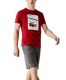 Men's SPORT 3D-Print T-Shirt