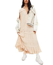 Pretty Cozy Maxi Dress