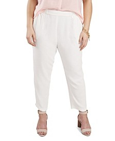 Plus Size Luxe CDC Pull On Pant