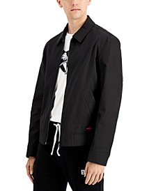 Men's Black Barry Jacket, Created for Macy's