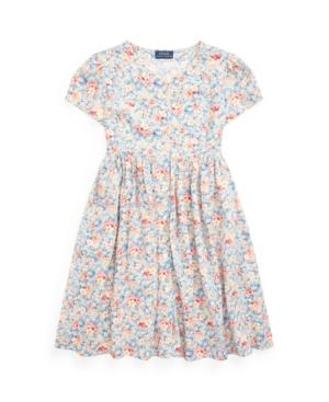 Polo Ralph Lauren Dresses BIG GIRLS FLORAL EMPIRE-WAIST DRESS