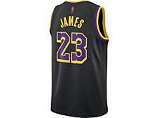 Los Angeles Lakers Men's Earned Swingman Jersey LeBron James