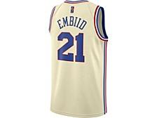 Philadelphia 76ers Men's Earned Swingman Jersey - Joel Embiid