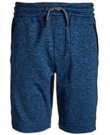 Big Boys Vibe Knit Pull-On Shorts