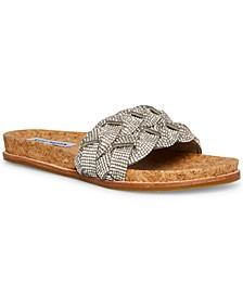 Women's Derya-R Braided Slide Sandals