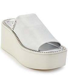 Adelyn Peep-Toe Wedge Sandals