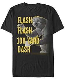 Men's Flash Flash Short Sleeve Crew T-shirt