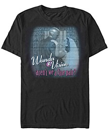 Men's Tele Couple Short Sleeve Crew T-shirt