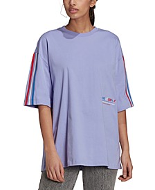 Women's Cotton Oversized T-Shirt