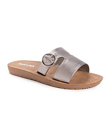 Women's About Us Slip-On Flat Sandals