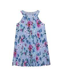 Big Girls Pleated Dress