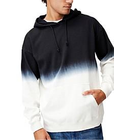 Men's Drop Shoulder Fleece Pullover