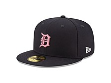 Detroit Tigers 2021 Mother's Day 59FIFTY Cap