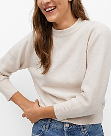 Women's Crossed Back Sweater