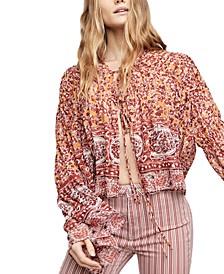 Lorraine Tiered Kimono Top