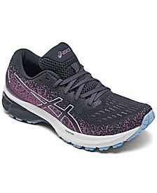 Women's GT-2000 9 Knit Running Sneakers from Finish Line