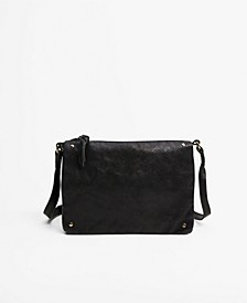 Women's Flap Leather Bag