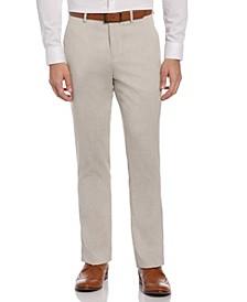 Men's Slim Fit Stretch End - On - End Dress Pant