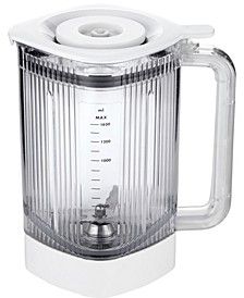 Enfinigy® Power Blender 48 Fluid Ounce Jar and Cross Blade with Vacuum Adapter