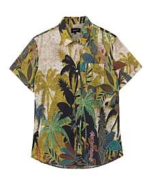 Men's Short Sleeve Tropical Shirt
