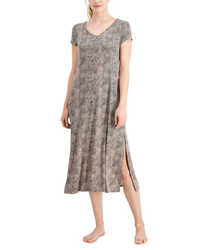 Alfani - Long T-Shirt Nightgown