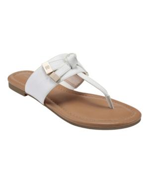 Women's Katia T-strap Flat Sandals Women's Shoes
