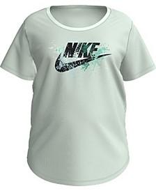 Big Girls Extended Sizing Sportswear T-Shirt