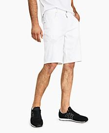 Men's Stretch Bull Denim Shorts, Created for Macy's