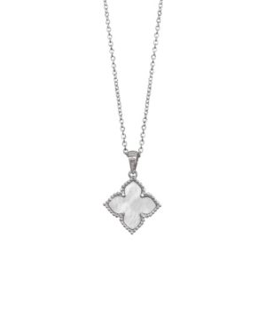 Flower Mother of Pearl Necklace