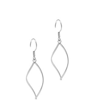 Marquis Hoops Earrings