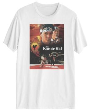 Men's Karate Kid Montage Short Sleeve T-shirt