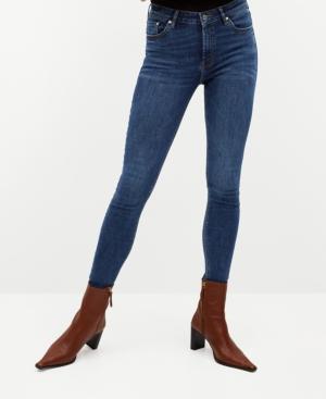 Women's Crop Skinny Isa Jeans