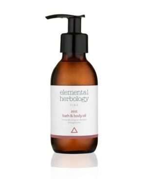 Zest Bath Body Oil