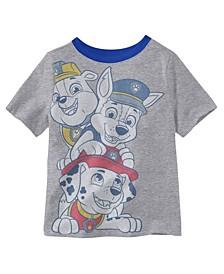 Pat Patrol Dog Toddler Boys Short Sleeve T-shirt