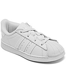 Toddler Superstar Casual Sneakers from Finish Line