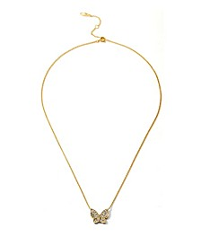 Butterfly Necklace, Created for Macy's