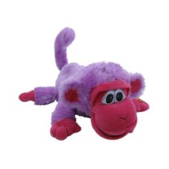 Crazy Critters Rolling Laughing Monkey
