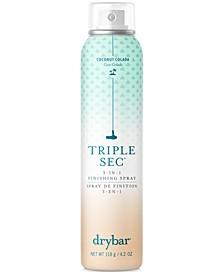 Triple Sec 3-In-1 Finishing Spray - Coconut Colada Scent