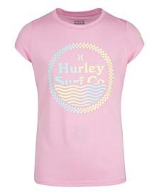 Big Girls Wavey Checkers T-shirt