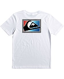 Toddler Boys Summer Fade T-shirt