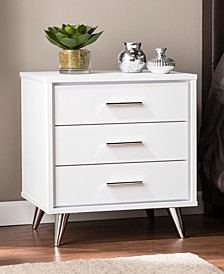 Orinn Bedside Table with Drawers